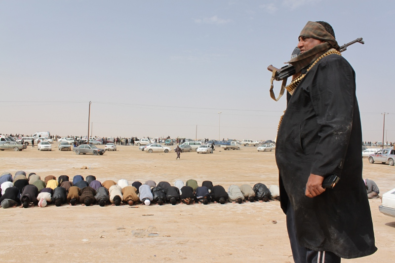 Libya: A Cautionary Tale