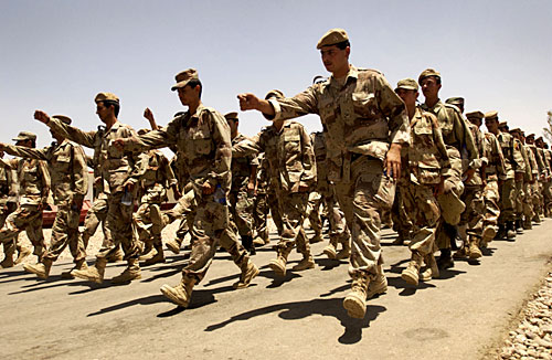 The Iraqi army likely can't reverse the gains ISIS has made. (Photo: Wikimedia Commons)