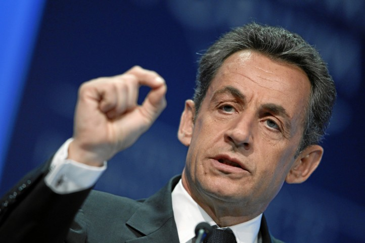 Sarkozy may have been even more morally bankrupt than the other two Transatlantic neocons: Bush and Blair. (Photo: Moritz Hager, World Economic Forum / Flickr)