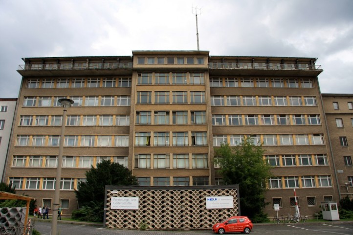 The one-time headquarters of the Stasi. (Photo: John Out and About / Flickr)