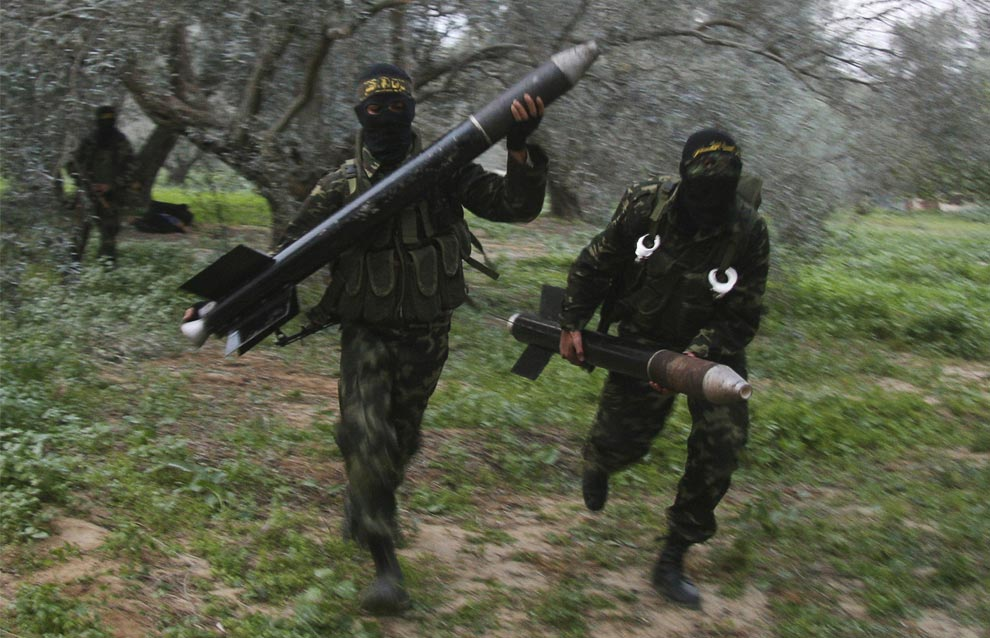Why Exactly Does Hamas Launch Rockets From Civilian Areas?