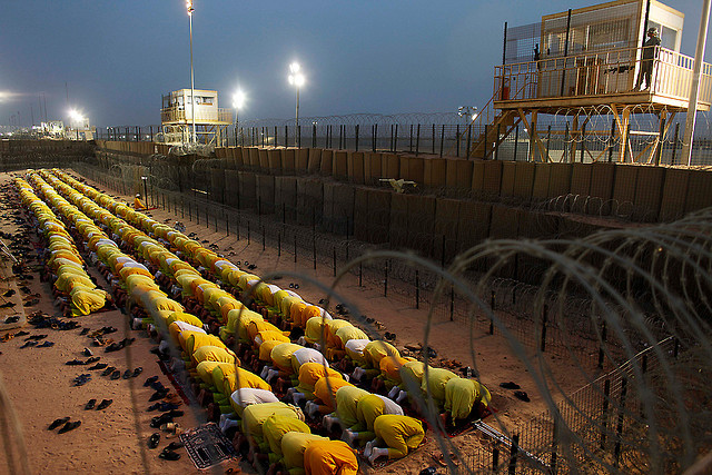 Top members of the Islamic State met at the U.S. detention center Camp Bucca in Iraq. (Photo: demostene35 / Flickr)