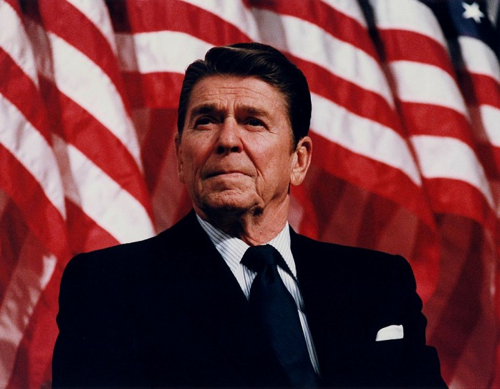Reagan Wikimedia Commons