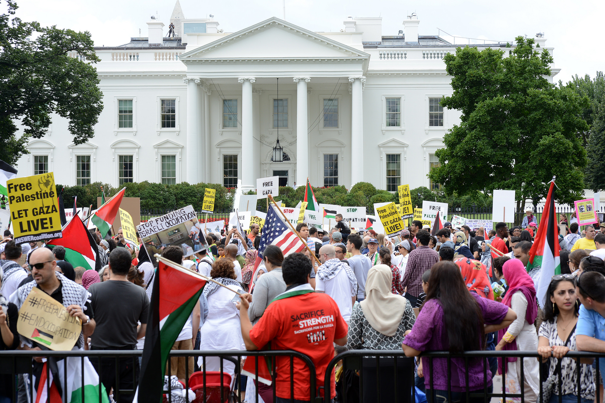 A U.S. Shift Away from Israel?