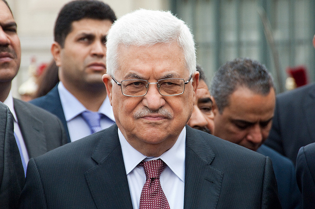 Mahmoud Abbas, leader of Fatah, does Arab unity no favors. (Photo: Olivier Pacteau / Flickr)