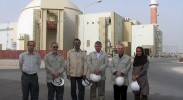 The IAEA visits Iran's first nuclear-energy plant in Bushehr. (Photo: AEOI INRA / IAEA Imagebank)