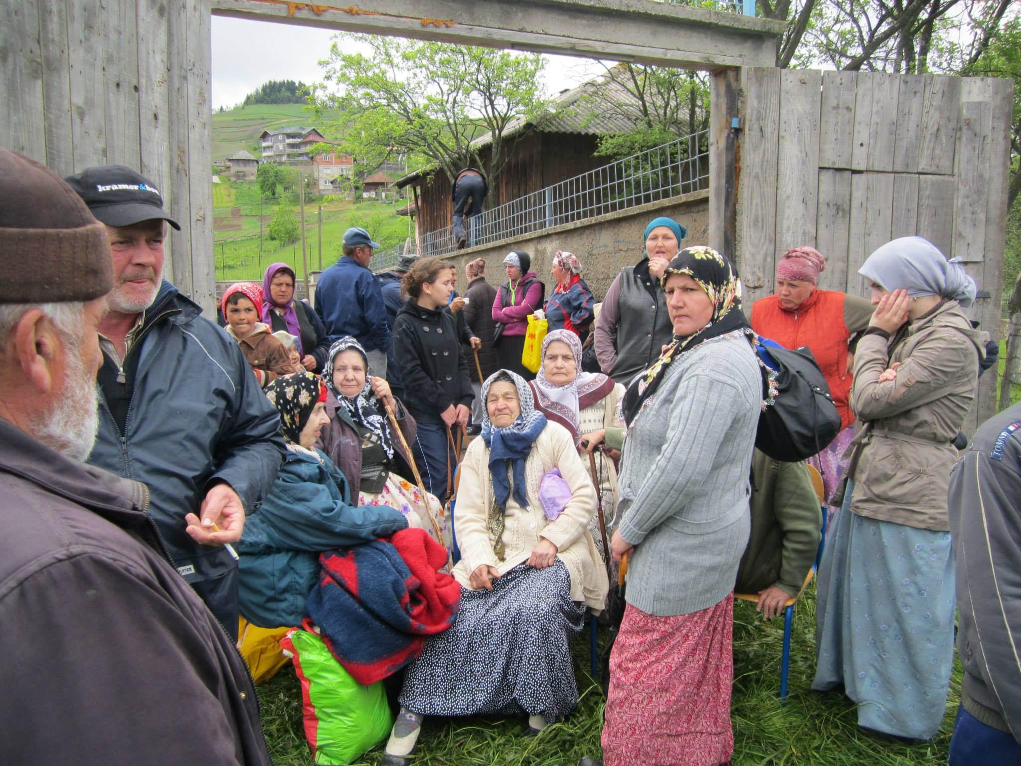 Serbien Muslime