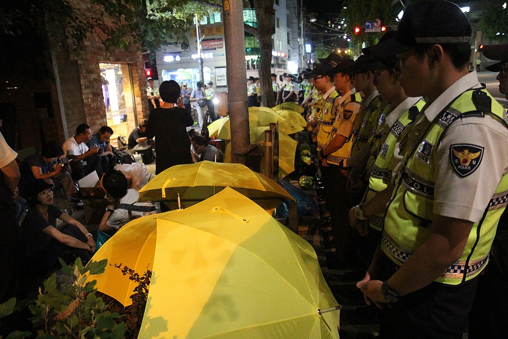 South Korea: Still Stonewalling About the Sewol