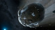 An asteroid approaching the earth needs to be dealt with, but nuclear weapons are not the answer. (Photo: NASA)