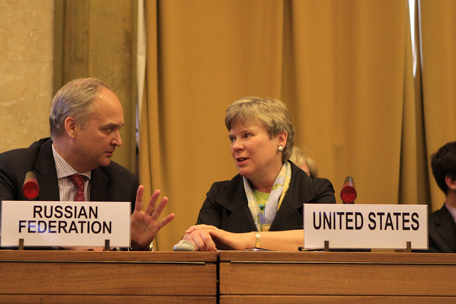 Hopes that the New START Treaty will lead to disarmament and nonproliferation have yet to be realized. (Photo: Eric Bridiers / Flick Commons)