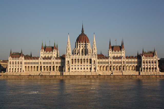 The Parliament Building in Budapest. (Photo: ParisSharing / Flickr Commons)