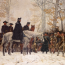 """The March to Valley Forge"" by William Trego (Photo: Wikimedia Commons)"
