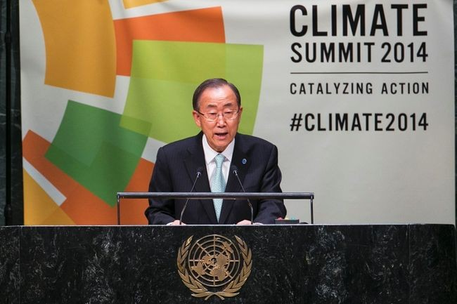 Rich Countries Pony Up (Some) for Climate Justice