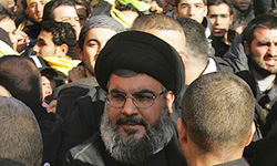 Its leader Hassan Nasrallah claims that Hezbollah still stands ready to fight Israel, despite concentrating on fighting Sunnis in Syria. (Photo: Sajed / Wikimedia Commons)