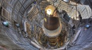 A nuclear warhead. (Photo: Steve Jurveston / Wikimedia Commons)