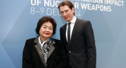 Hiroshima survivor Setsuko Thurlow's testimony was both a highlight and lowlight of the third Conference on the Humanitarian Impact of Nuclear Weapons. (Photo: Dragan Tatic / Flickr Commons)