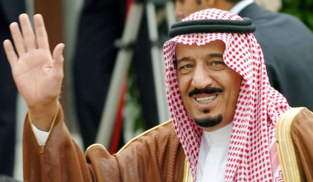 New Saudi King Salman Bin Abdulaziz inherits the Islamic State threat. (Photo:  EPA/Jose Huesca)