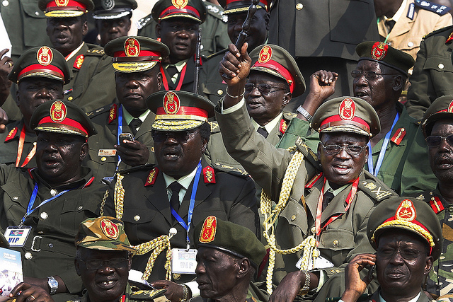 To Save South Sudan, Dump the Warlords