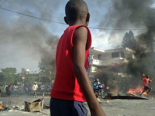 Haiti's Political Earthquake