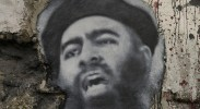Portrait of Islamic State leader Abu Bakr al Baghdadi. (Photo: Thierry Ehrmann / Flickr Commons)