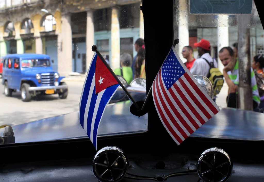 While Clinching Deals With Communist China, Trump Cracks Down on Trade and Travel to Cuba