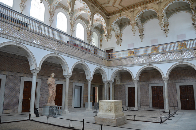 The Bardo Museum, site of the jihadi attack in Tunis. (Photo: Richard Mortel / Flickr)
