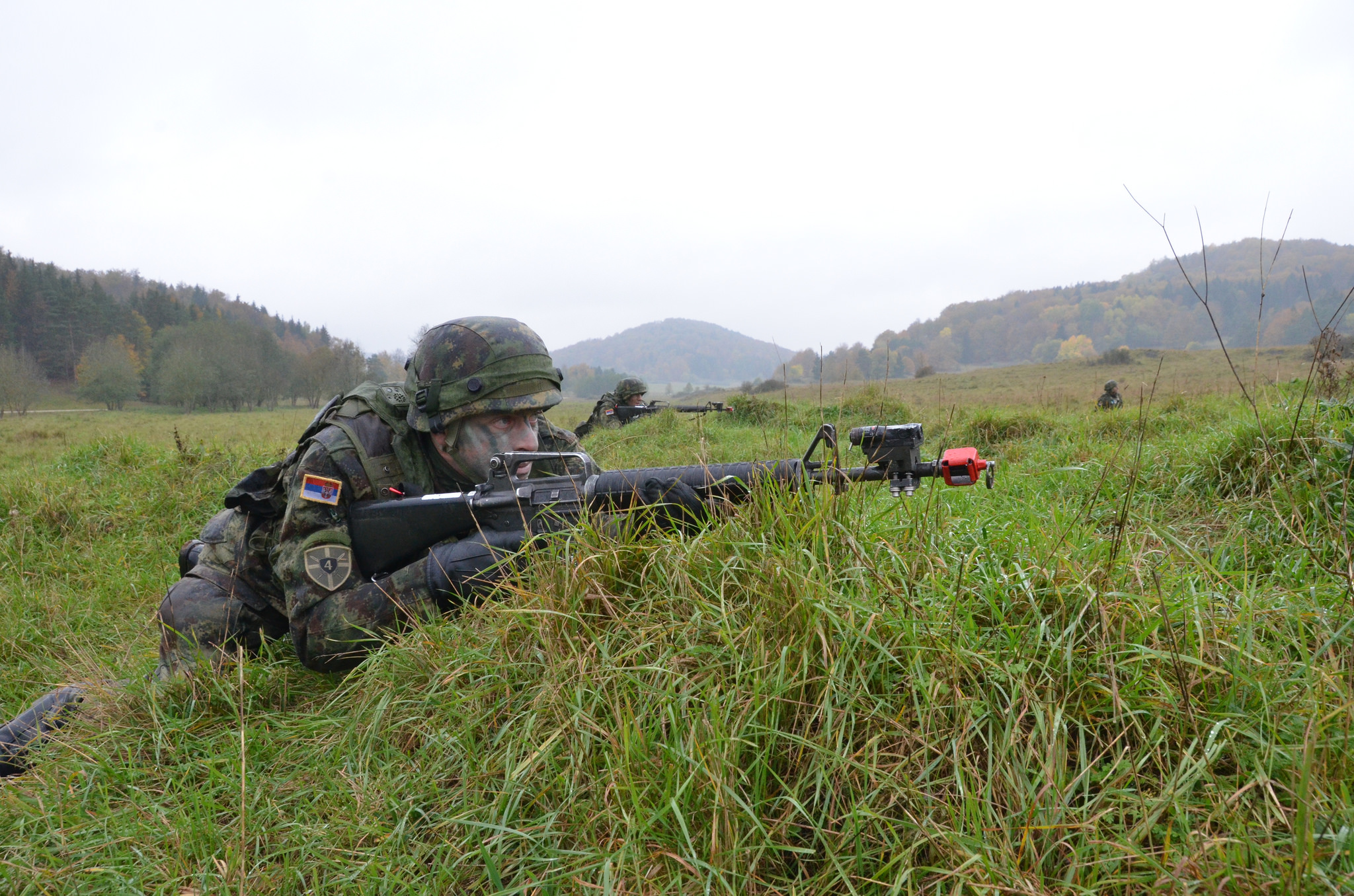 Balkans: Still Digging Toward NATO