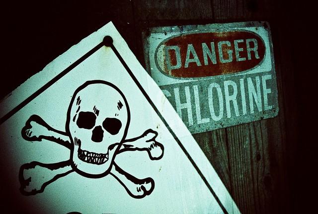 Chlorine: Assad's Double-Edged Sword