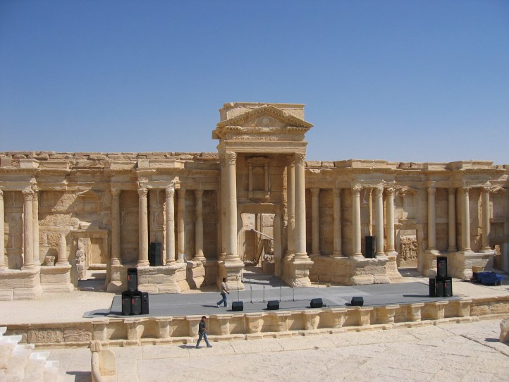 The Islamic State's strategy is as sophisticated as its tactics are primitive. Pictured: Recently conquered Palmyra. (Photo: Wikimedia Commons)