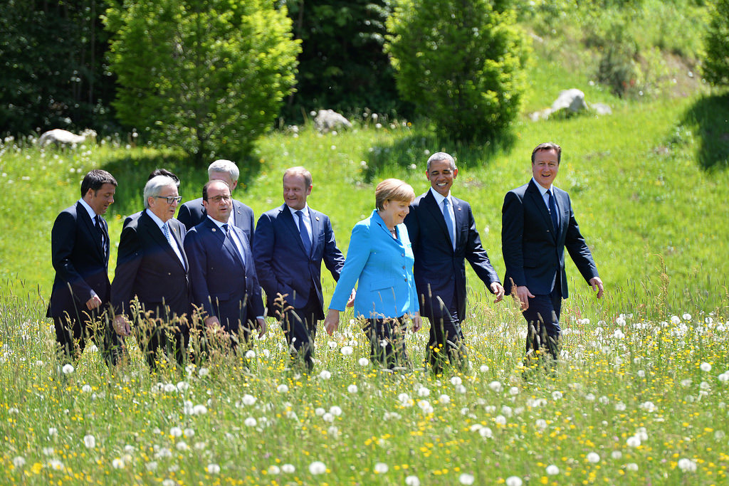 World Leaders Vow to Kick Their Fossil Fuel Addiction… After They're Dead