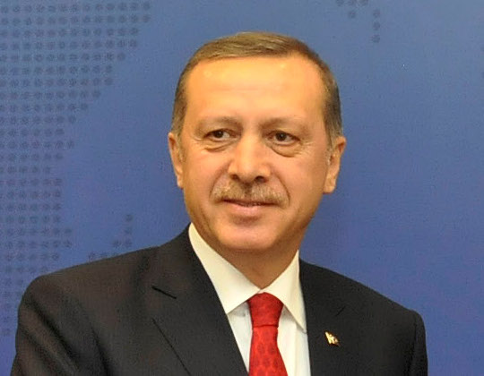 Turkey's AKP party has left 50 percent of the population at or near the poverty line. Pictured: President Erdogan. (Photo: Wikimedia Commons)
