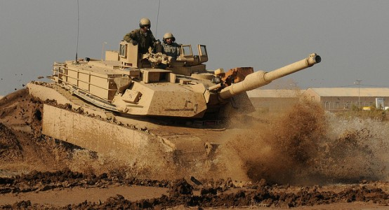 The under-trained Iraqi Army is stretched thin. (Photo: DVIDSHUB / Flickr Commons)