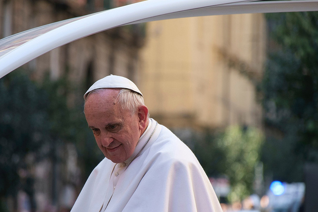 Pope Francis's comments on global warming are much anticipated. (Photo: Raffaele Esposito / Flickr Commons)