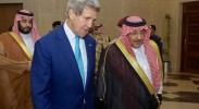 Walking with U.S. Secretary of State John Kerry is Saudi Arabian Crown Prince Mohammed bin Nayef, who is intent on reducing Iran's influence in the Middle East. (Photo: U.S. Dept. of State)
