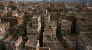The war on Yemen has left thousands dead and created hundreds of thousands exiles. Pictured: Yemen capital Sanaa. (Photo: Richard Messenger / Flickr Commons)