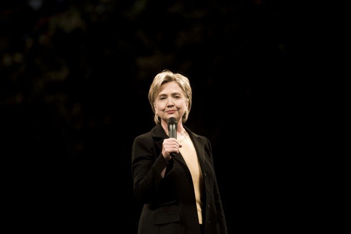 Hillary Clinton (photo by Joe Crimmings via Flickr)
