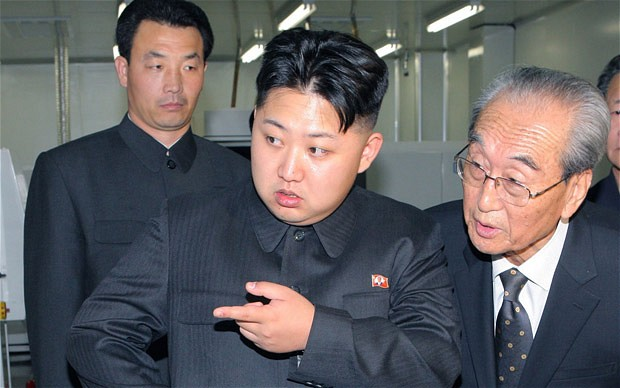 Is Kim Jong Eun interested in a deal?