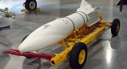 Pictured: a nuclear air-to-air missile. (Photo: Wikipedia)