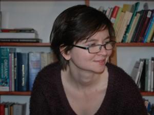 Dorota Szawarska (Photo: John Feffer)