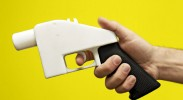 3-D printed guns — and one day, perhaps, WMDs — raise serious civil liberties issues. (Photo: PopularMechanics.com)