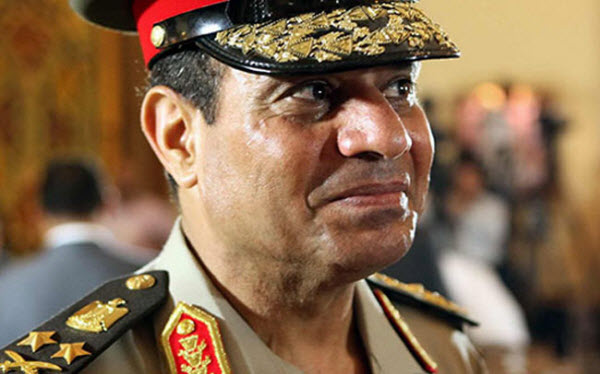 Supporting governments such as Egypt's not only compromises our moral values, it's unnecessary. Pictured: Egypt's President Abdel Fattah el-Sisi. (Photo: Business Day Online)