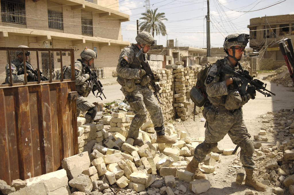 If Ramadi Is What 'Victory' Against ISIS Looks Like, We're in Trouble