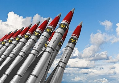 U.S. policymaker are wearing blinders if they think China will take containment sitting down. Pictured: Chinese missiles. (Photo: the Diplomat)
