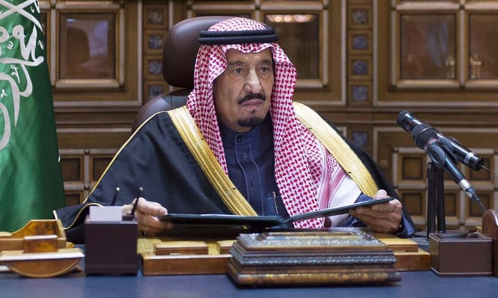 King Salman seems bent on returning Saudi Arabia to the past. (Photo: the Guardian)
