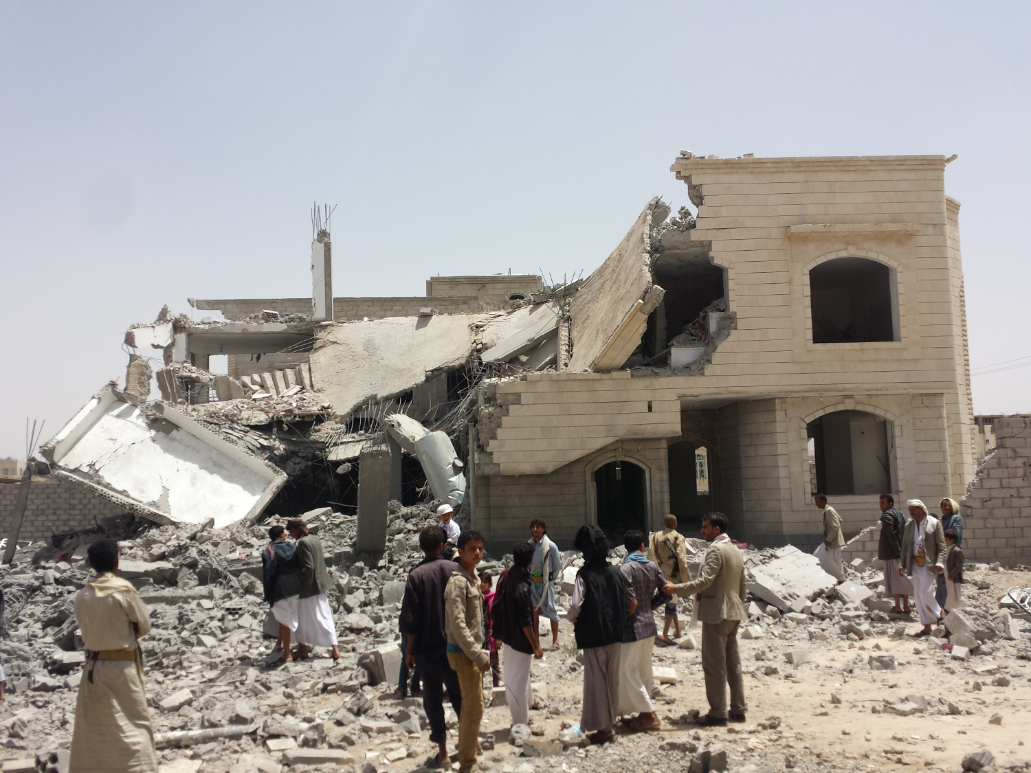 U.S. Support for the Saudi Regime is a Humanitarian Disaster