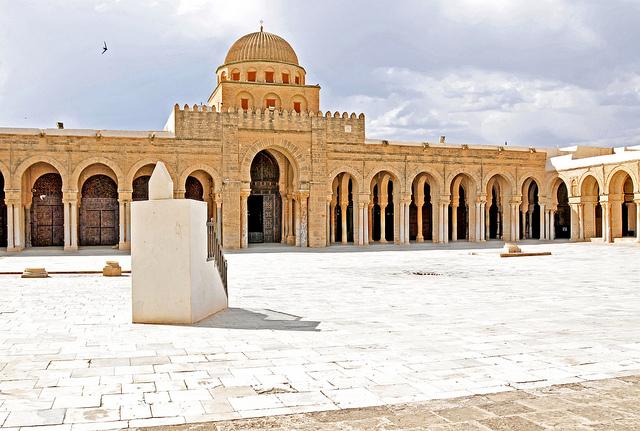 Tunisia on Fire (Part 1)