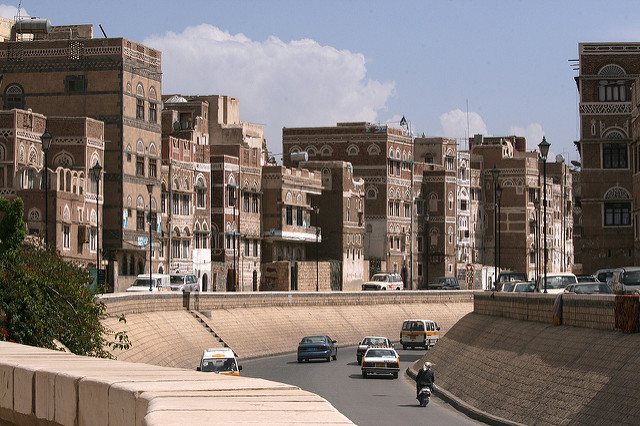The United States doesn't seem to have a clear understanding of what it is doing in Yemen. Pictured: Yemen's capital, Sanaa. (Photo: Richard Messenger / Flickr Commons)