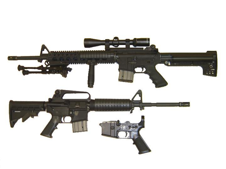 Well over 20 million AR-15s have been sold to American civilians.