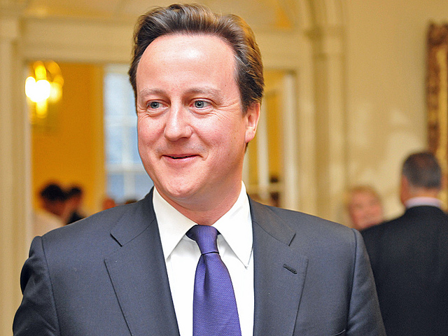 A deal David Cameron (pictured in a happier time) cut with his party came back to bite him – and the entire UK. (Photo: Crown Copyright / Flickr Commons)