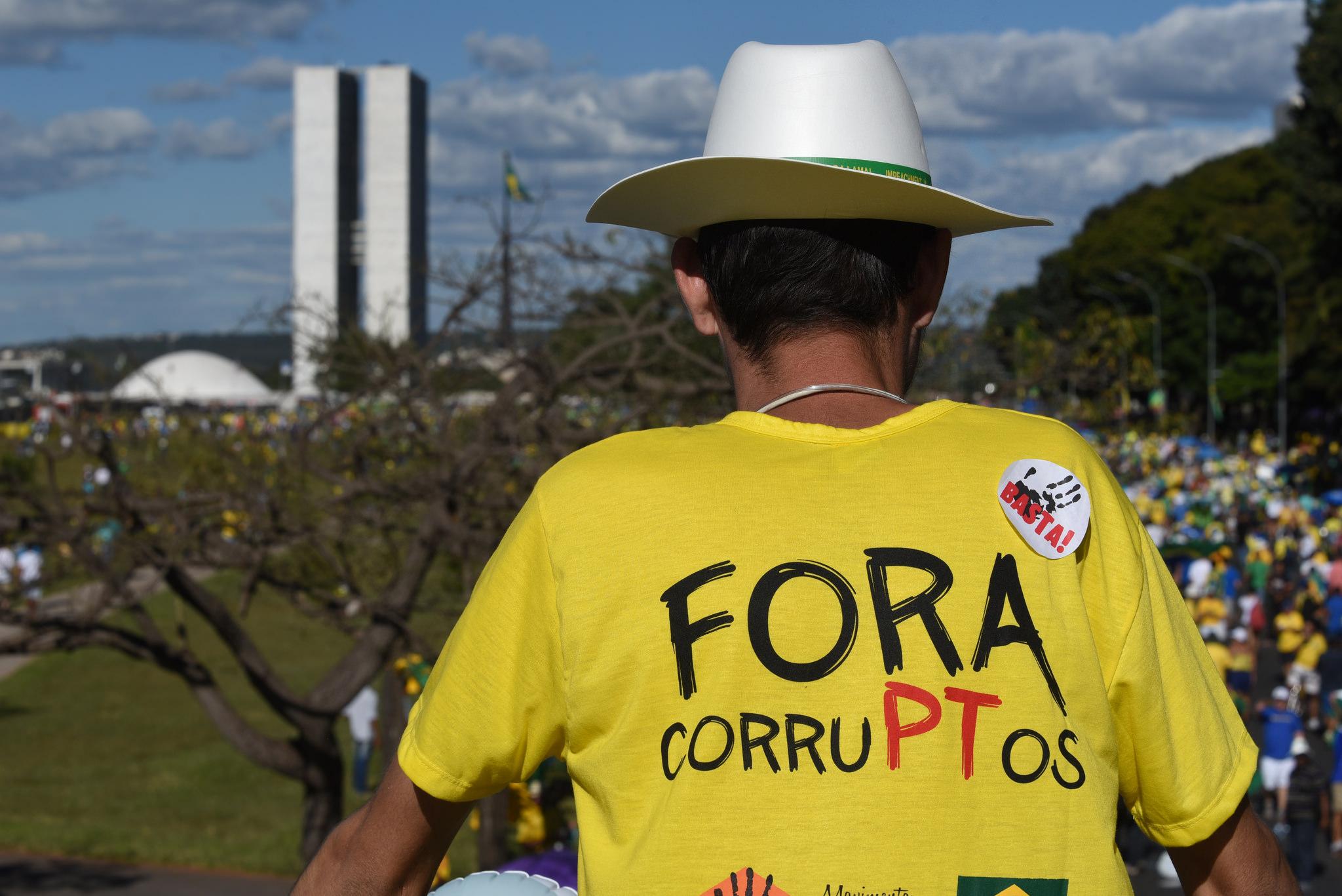 A Very Brazilian Coup
